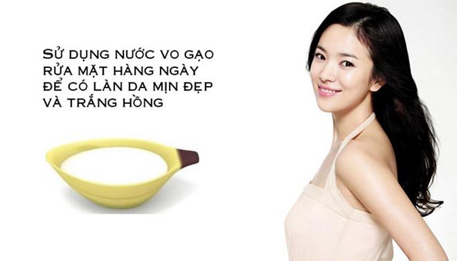 6 cách làm đẹp da từ nước vo gạo không phải ai cũng biết - ảnh 2