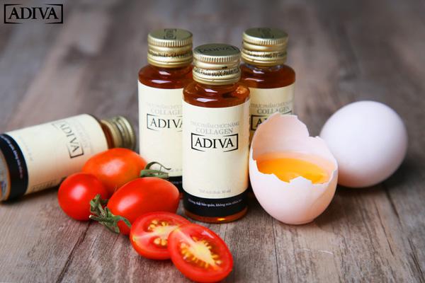 collagen ADIVA - dưỡng chất uống làm đẹp