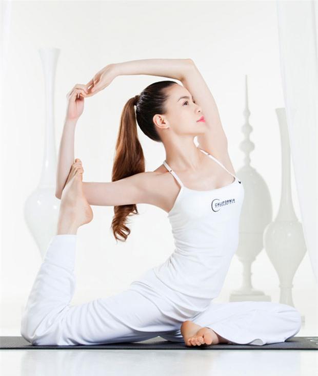 Tập Yoga giúp cơ thể trở nên linh hoạt