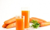 Lượng calo có trong nước ép cà rốt