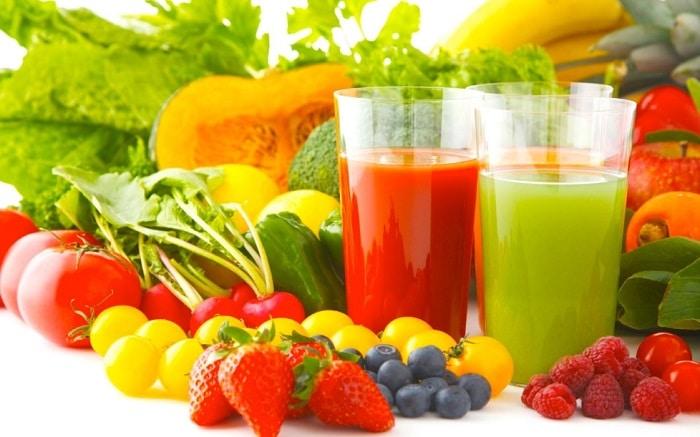 ăn trái cây giúp giảm cân nhanh