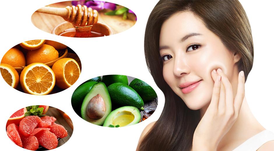 17 loại thực phẩm chống lão hóa cực tốt chị em phụ nữ nên biết - Tick Full  Life