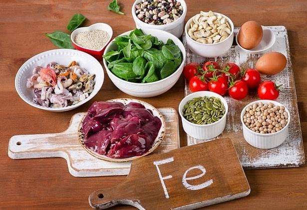 Những thực phẩm giàu chất sắt mà bạn cần biết - YouMed