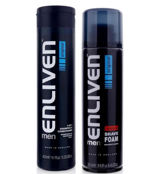 Dầu gội dưỡng tóc cao cấp Enliven