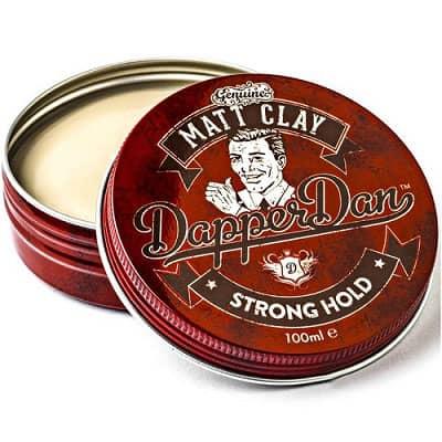Sáp vuốt tóc Dapper Dan Matte Clay