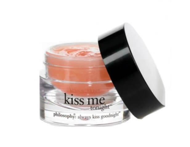 Son dưỡng môi Philosophy Kiss Me Tonight là sản phẩm thiên về đặc trị các vấn đề của môi