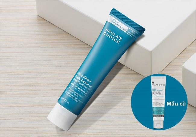 Kem chống nắng tuyệt vời cho làn da dầu nhờn Skin Balancing Ultra-Sheer Daily Defense Broad Spectrum SPF 30