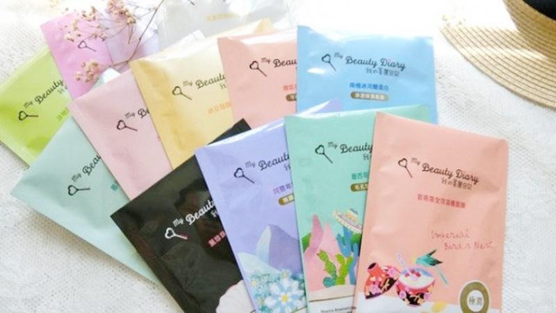 Mặt nạ trị mụn dưỡng da My Beauty Diary