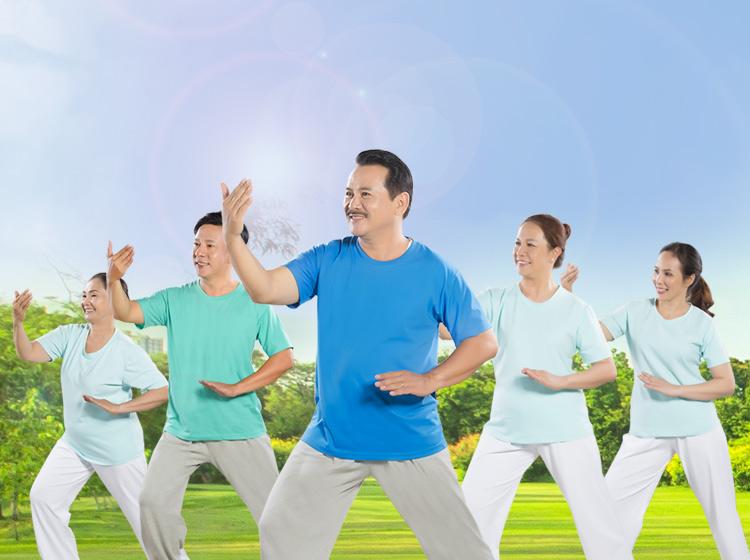 Các môn thể thao, bài tập giúp tăng cường sức khỏe cho đàn ông tuổi 50 -  Sữa bột người lớn Vinamilk