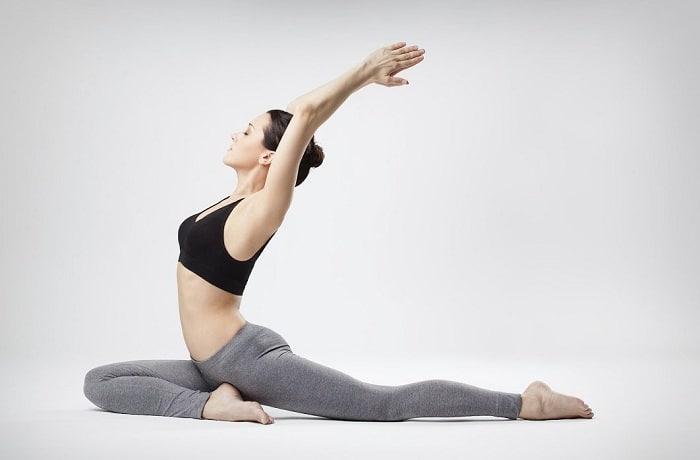 13 bài tập Yoga giảm cân trong vòng 7 ngày cho người mới tập tại nhà - Thế  Giới Đồ Tập