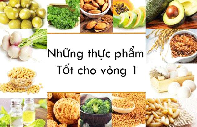 Ăn gì để tăng vòng 1? 11 thực phẩm tăng vòng 1 nhanh nhất - ZuYu Store