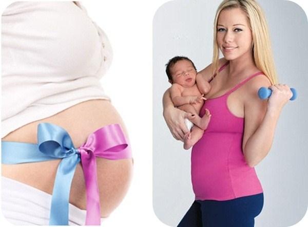 Bí quyết giảm cân nhanh sau sinh mẹ nên nhớ