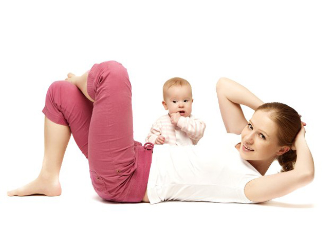 Bí quyết giảm cân sau sinh mà vẫn đủ sữa cho con bú