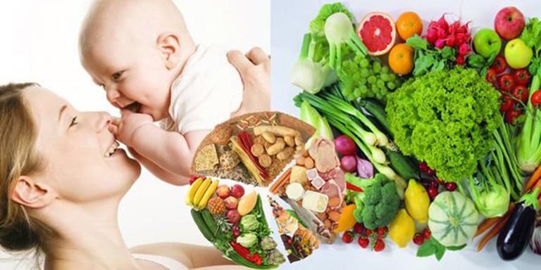 Sau sinh nên săn gì? Đây là những loại thực phẩm tốt cho cả mẹ và bé.