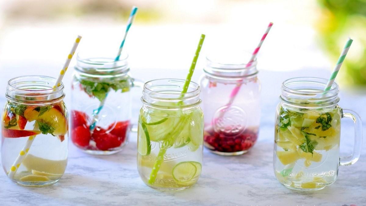 Các loại nước uống giảm cân