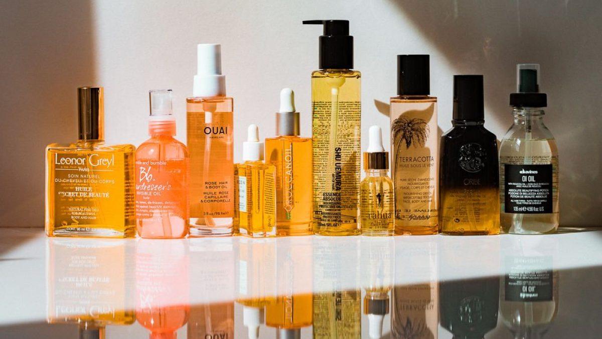Cách chọn dầu dưỡng tóc
