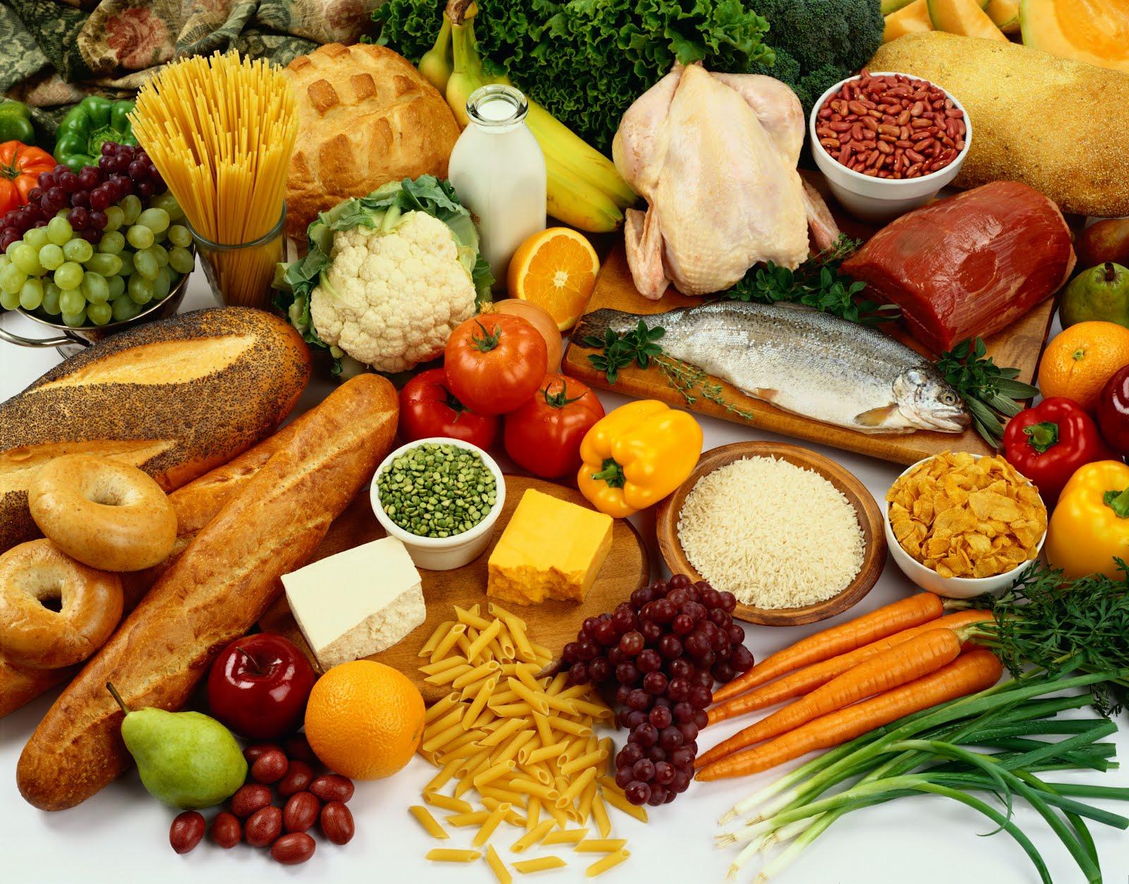 Thực phẩm giàu khoáng chất
