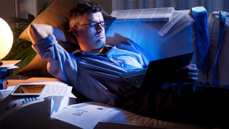Tác hại của việc thức khuya đến sức khỏe