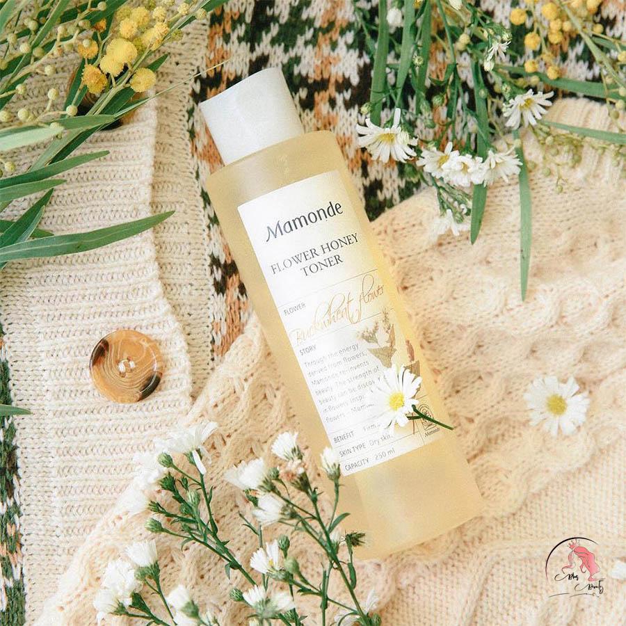 Toner Mamonde Flower Honey toner
