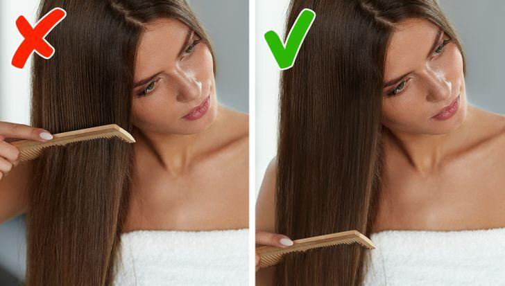 5 Điều cần tránh xa để hạn chế tóc bị gãy rụng
