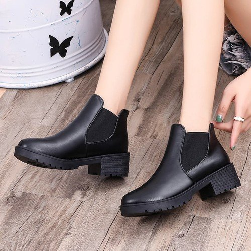 Giày ankle boot