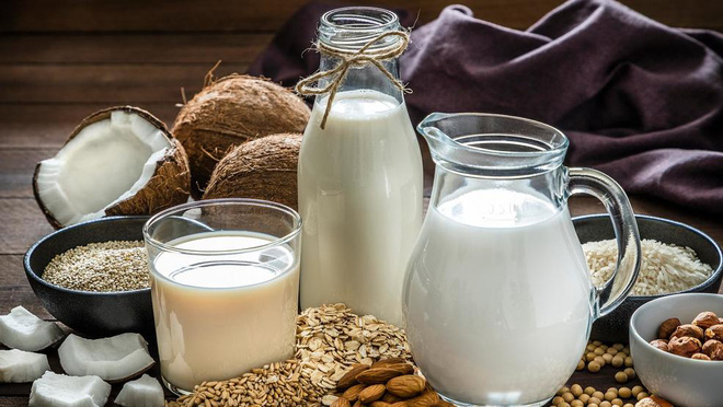 4 loại sữa tăng cân cho người gầy hiệu quả